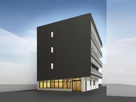JR越後線/白山 4階/4階建 新築