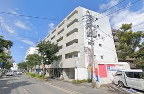 地下鉄空港線/西新 3階/6階建 築52年