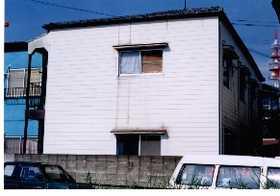 バス/友泉中学校前 2階/2階建 築42年