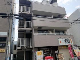 JR山手線/渋谷 2階/地下1地上4階建 築24年
