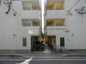 西鉄天神大牟田線/大橋 1階/4階建 築36年