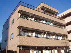都営新宿線/西大島 2階/4階建 築23年