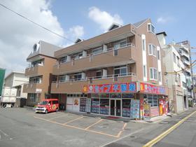 バス/岡南営業所前 3階/3階建 築28年