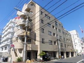 広島電鉄宇品線/中電前 2階/6階建 築27年