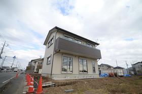 JR常磐線/水戸 2階建 新築