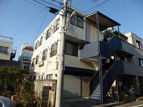 JR横須賀線/西大井 3階/3階建 築33年