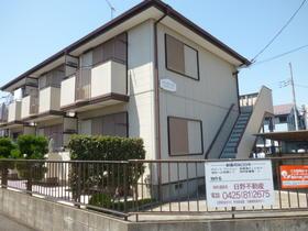 JR中央線/豊田 2階/2階建 築28年
