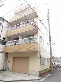京阪本線/萱島 3階/4階建 築34年